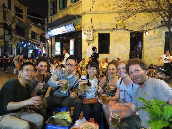 Hanoi Street Eating Tour