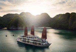 Azalea Cruise Halong